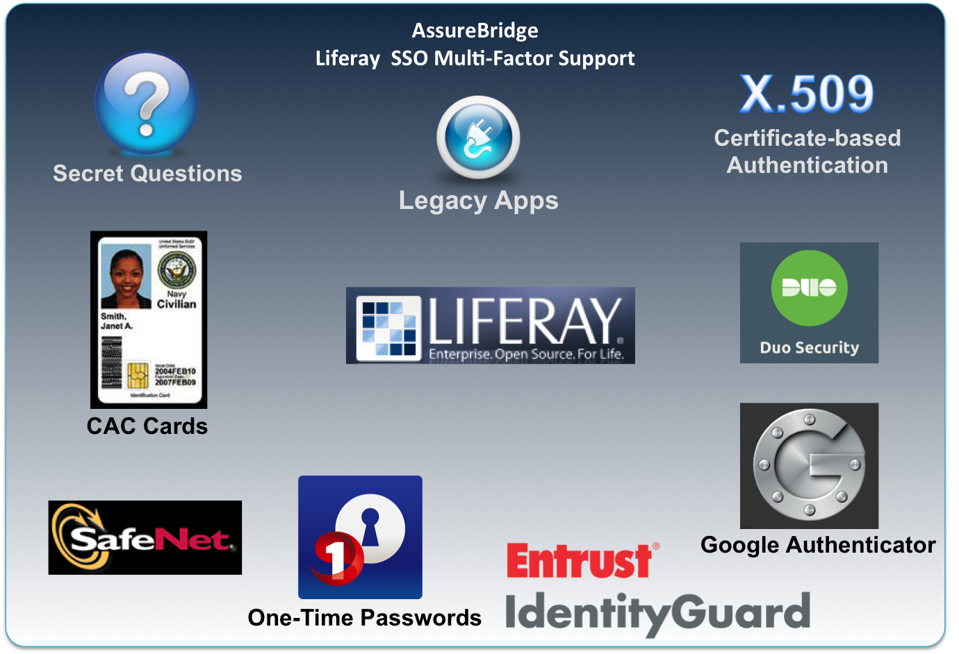 IDM 360™ Liferay Identity Management Integration - IDM 360